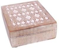 Onlineshoppee AFR509 Jewellery Vanity Box(Brown)