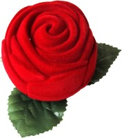 Divine Jewell Ring-Rose Jewellery Vanity Box(Red) - Price 100 59 % Off