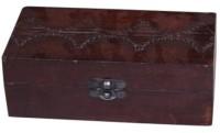 Onlineshoppee AFR561 Jewellery Vanity Box(Brown)