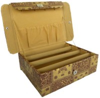Ermani Export 3 Row Gold Bangle Box m Vanity Box(Gold) - Price 739 81 % Off