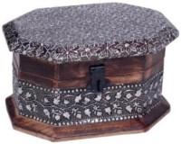 Onlineshoppee AFR407 Jewellery Vanity Box(Brown)