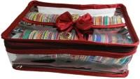 Ermani Export �2 Rods Bangle Travel Case Designer Jewellery Boxe Bangle Box Vanity Box(Multi-Color)