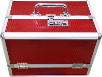 Satisfaction Elite to store cosmetic items Vanity Box(Red)