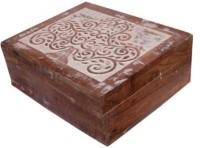 Onlineshoppee AFR519 Jewellery Vanity Box(Brown)