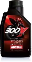 Motul 300V 10W40 FL Road Racing Synthetic Motor Oil(1000 ml)