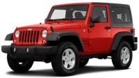 New-Ray 1:32 City Cruiser Jeep Wrangler Diecast Model Car(Red)