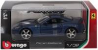 Bburago Ferrari California Die Cast Car(Blue)