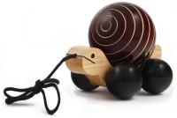 Maya Organic Tuttu Turtle - Brown(Brown)
