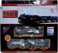 GA Toyz Century Express(Multicolor, Pack of: 1)