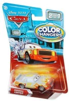 Disney Pixar Movie 155 Color Changers Darrell Cartrip(Yellow, Pack of: 1)