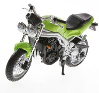 Maisto Triumph Speed Triple 1/18 toy bike model(Green)