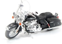 Maisto Harley Davidson 2013 FLHRC Road King Classic 1:12 by Maisto Diecast Bike Model(Black)
