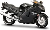 Maisto Honda CBR1100XX(Black, Pack of: 1)