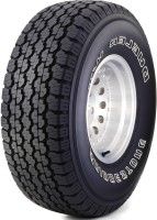 Bridgestone D689 4 Wheeler Tyre(235/70R16, Tube Type)