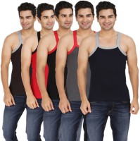 Wyatt Men's Vest(Pack of 5)
