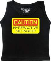 Tantra Vest For Baby Boys Cotton(Black)