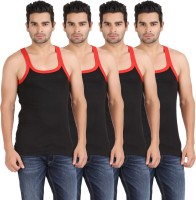 Zippy Men's Vest(Pack of 4)