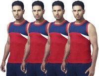 Ranjit Rocky Men's Vest(Pack of 4)