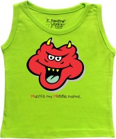 Tantra Vest For Baby Boys Cotton(Light Green)