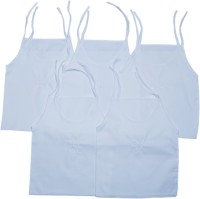 Sathiyas Vest For Boys & Girls Cotton Blend(White, Pack of 5)