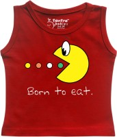 Tantra Vest For Baby Boys Cotton(Red)