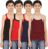 Zippy Vest For Boys Cotton(Multicolor)