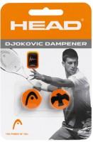 Head Djokovic(Black, Orange, Pack of 2)