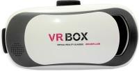 AVIKZ VR Box Video Glasses(White, Black)