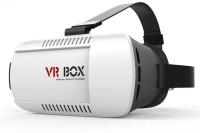Original A3_VR BOX Headset For Movie & Game Virtual Reality Video Glasses(White)