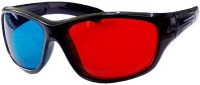 Hrinkar Anaglyph Plastic Updated Version 2015 Video Glasses