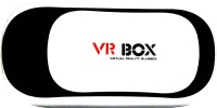 Hewitt VR BOX Video Glasses(WHITE)