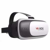 PhonoHolic VR Box Video Glasses(White)