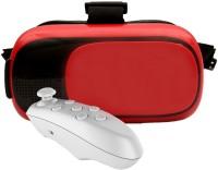 VR with White Remote Video Glasses(Multicolor)