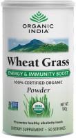 Organic India Wheat Grass 100gm(100 g)