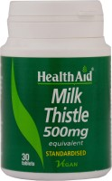 HealthAid Milk Thistle 500mg (Equivalent)(30 No)