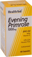 HealthAid Evening Primrose Oil 1000 mg(60 No)