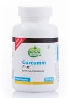 Vista Nutrition Curcumin Plus - 500mg(60 No)