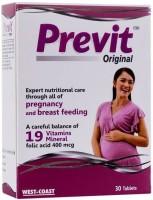 West Coast Previt Original Pregnancy Care(30 No)