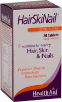 HealthAid HairSkiNail(30 No)