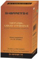 SHARRETS NUTRITIONS NATURAL MIXES TOCOPHEROLS (LIQUID VITAMIN - E )(29.58 ml)