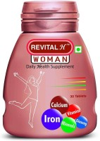 Revital Daily Health Supplement Woman(30 No)