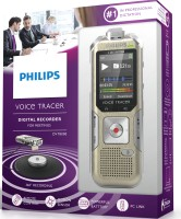 PHILIPS Dvt8000 4 GB Voice Recorder(1.77 inch Display)