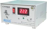 rahul 1023 a Digital 600 VA/2 AMP 140-280 Voltage Digital AutoMatic Stabilizer(Grey)