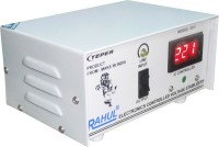 View Rahul 6515 c Digital 500 VA 140-280 Volt LCD/LED TV 42 + /Music System/Refrigerator 90 Ltr to 180 Ltr Automatic Voltage Stabilizer Auto Matic Stabilizer(White)