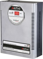 ACTIVA 4 KVA /140-290V DIGITAL AC VOLTAGE STABILIZER(SILVER-BLACK)