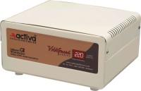 ACTIVA 0.5 KVA /90-300V DIGITAL LED/LCD/TV/FRIDGE VOLTAGE STABILIZER(IVORY)