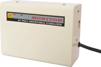View Monitor 4 KVA For 1.5 Ton AC Voltage Stabilizer(White) Home Appliances Price Online(Monitor)