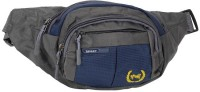 SRI Safe Pocket Waist Bag(Blue)