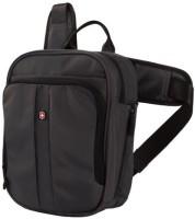 Victorinox Vertical Deluxe Travel Companion Waist Pack(Black)
