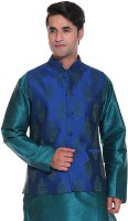 TAG-7 Embellished Men Waistcoat